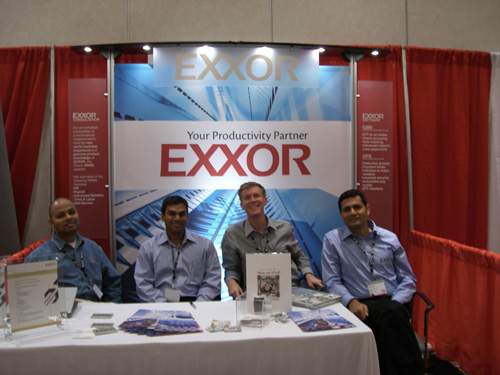 Exxor's star consultants in the house!